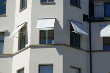 Fönstermarkis Sofiero